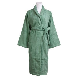 バスローブ ガウン レディース メンズ 兼用 綿100% パイル地 帯巻き ガウンローブ バスローブ ママ 男性用 女性用 セール|timely