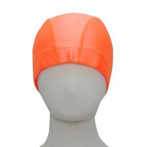 スイミングキャップ 子供 大人兼用 のびのび 水泳帽 ネオンカラー 無地 スイミングキャップ フィットネス水着 スクール水着 と一緒に|timely