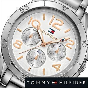 トミーヒルフィガー/Tommy Hilfiger/クオーツ/アナログ表示/マルチカレンダー/レディース腕時計/1781526|timemachine