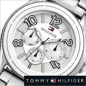 トミーヒルフィガー/Tommy Hilfiger/クオーツ/アナログ表示/マルチカレンダー/レディース腕時計/1781650|timemachine