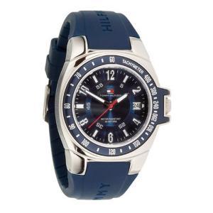 トミーヒルフィガー/Tommy Hilfiger/ウレタンバンド/カレンダー表示/メンズ腕時計/1790483|timemachine