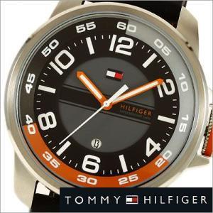 トミーヒルフィガー/Tommy Hilfiger/ウレタンバンド/メンズ腕時計/1790716|timemachine