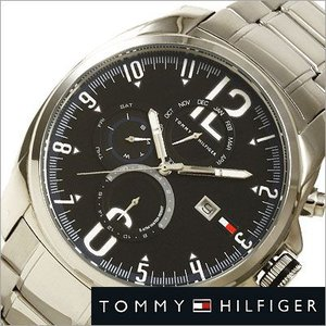 トミーヒルフィガー/Tommy Hilfiger/クオーツ/アナログ表示/マルチカレンダー/メンズ腕時計/1790831|timemachine
