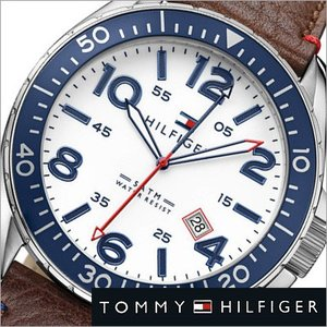 トミーヒルフィガー/Tommy Hilfiger/クオーツ/アナログ表示/メンズ腕時計/1791132|timemachine
