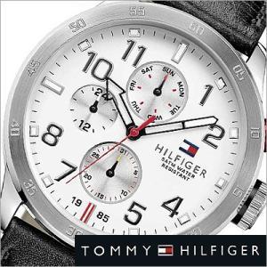 トミーヒルフィガー/Tommy Hilfiger/クオーツ/アナログ表示/マルチカレンダー/メンズ腕時計/1791138|timemachine