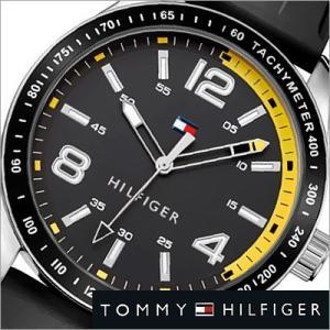 トミーヒルフィガー/Tommy Hilfiger/クオーツ/アナログ表示/タキメーター/メンズ腕時計/1791174|timemachine