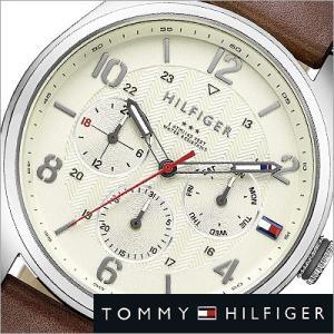 トミーヒルフィガー/Tommy Hilfiger/クオーツ/アナログ表示/マルチカレンダー/メンズ腕時計/1791208|timemachine