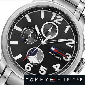 トミーヒルフィガー/Tommy Hilfiger/クオーツ/アナログ表示/マルチカレンダー/メンズ腕時計/1791243|timemachine