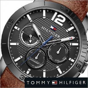 トミーヒルフィガー/Tommy Hilfiger/クオーツ/アナログ表示/マルチカレンダー/メンズ腕時計/1791269|timemachine