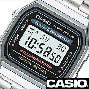 カシオ/CASIO/スタンダード/海外品/クオーツ/デジタル表示/ストップウォッチ/チープカシオ/チプカシ/メンズ腕時計/A-168WA-1