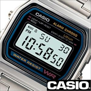 カシオ/CASIO/スタンダード/海外品/クオーツ/デジタル表示/ストップウォッチ/チープカシオ/チプカシ/メンズ腕時計/A158WA-1
