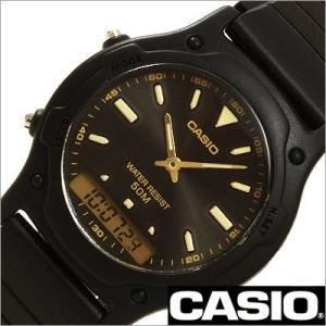 カシオ/CASIO/スタンダード/クオーツ/デジアナ表示/ストップウォッチ/デュアルタイム/メンズ・レディース腕時計/AW-49HE-1A
