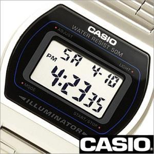 カシオ/CASIO/クオーツ/デジアナ表示/ストップウォッチ/メンズ腕時計/B640WD-1A