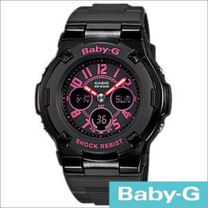 カシオ/CASIO/Baby-G/ベイビーG/海外品/クオーツ/デジアナ表示/ストップウォッチ/レディース腕時計/BGA-117-1B1|timemachine