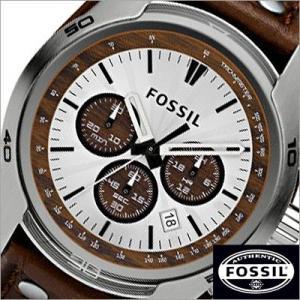 フォッシル/FOSSIL/COACHMEN/コーチマン/クオーツ/アナログ表示/クロノグラフ/タキメーター/メンズ腕時計/CH2565|timemachine