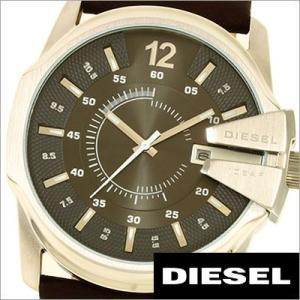 ディーゼル/DIESEL/カレンダー表示/レザーバンド/メンズ腕時計/DZ1206|timemachine