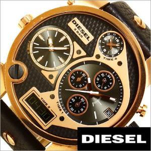 ディーゼル/DIESEL/ディーゼル/クオーツ/デジアナ表示/クロノグラフ/トリプルタイム/メンズ腕時計/DZ7261|timemachine