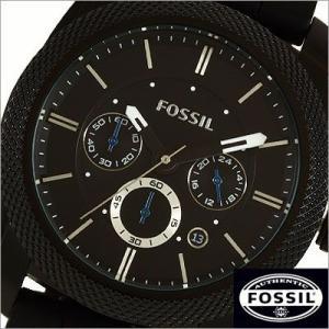 フォッシル/FOSSIL/クロノグラフ/ウレタンバンド/メンズ腕時計/FS4487|timemachine