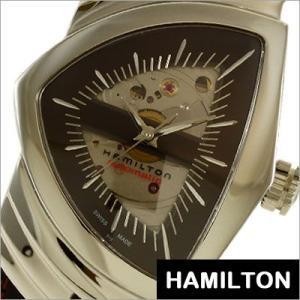 ハミルトン/HAMILTON/VENTURA/ベンチュラ/自動巻/レザーバンド/メンズ腕時計/H24515591|timemachine