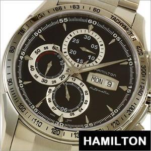ハミルトン/HAMILTON/Lord Hamilton/ロードハミルトン/自動巻/クロノグラフ/ステンレスバンド/メンズ腕時計/H32816131|timemachine
