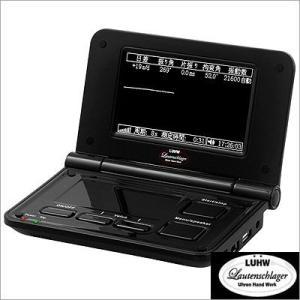 ローテンシュラーガー/LUHW/自動巻き時計計測器/タイムグラファー/LU12001BK|timemachine