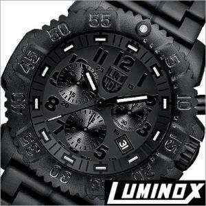 ルミノックス/LUMINOX/Navy Seals/ネイビーシールズ/COLORMARK/BLACKOUT/クオーツ/アナログ表示/クロノグラフ/ダイバー/メンズ腕時計/LUMINOX-3082-BO timemachine
