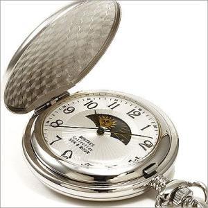 モントレス/MONTRES/アナログ表示/ポケットウォッチ/サン&ムーン/メンズ・レディース懐中時計/MC-900-WA|timemachine