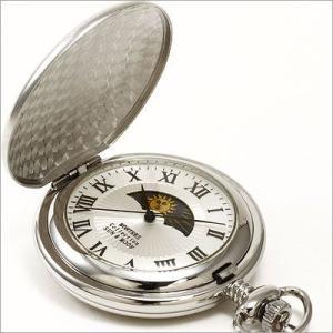 モントレス/MONTRES/アナログ表示/ポケットウォッチ/サン&ムーン/メンズ・レディース懐中時計/MC-900-WR|timemachine