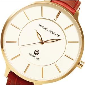ミッシェルジョルダン/michel jurdain/クオーツ/アナログ表示/レディース腕時計/MJ-1800-10|timemachine