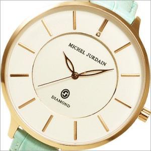 ミッシェルジョルダン/michel jurdain/クオーツ/アナログ表示/レディース腕時計/MJ-1800-9|timemachine