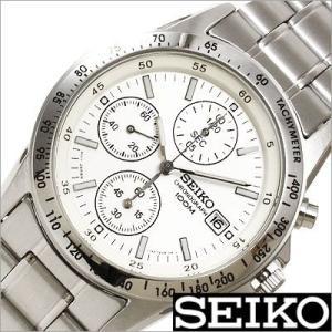 セイコー/SEIKO/海外品/セイコークロノ/クロノグラフ/ステンレスバンド/メンズ腕時計/SND363PC timemachine