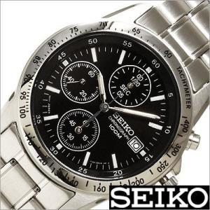 セイコー/SEIKO/海外品/セイコークロノ/クロノグラフ/タキメーター/ステンレスバンド/メンズ腕時計/SND367 timemachine