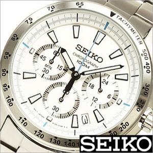 セイコー/SEIKO/海外品/セイコークロノ/クオーツ/アナログ表示/クロノグラフ/タキメーター/メンズ腕時計/SSB025P1 timemachine