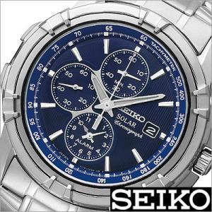 セイコー/SEIKO/海外品/ソーラー/アナログ表示/クロノグラフ/アラーム/メンズ腕時計/SSC141PC timemachine