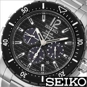 セイコー/SEIKO/海外品/ソーラー/アナログ表示/クロノグラフ/メンズ腕時計/SSC245PC timemachine