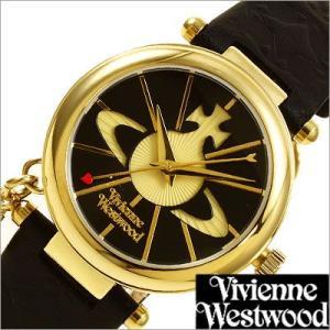 ヴィヴィアンウエストウッド/Vivienne Westwood/クオーツ/アナログ表示/チャーム付/レディース腕時計/VV006BKGD|timemachine