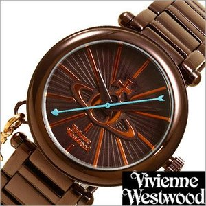 ヴィヴィアンウエストウッド/Vivienne Westwood/クオーツ/アナログ表示/チャーム付/レディース腕時計/VV006KBR|timemachine