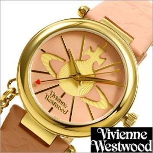 ヴィヴィアンウエストウッド/Vivienne Westwood/クオーツ/アナログ表示/チャーム付/レディース腕時計/VV006PKPK|timemachine