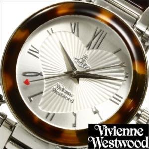 ヴィヴィアンウエストウッド/Vivienne Westwood/クオーツ/アナログ表示/チャーム付/レディース腕時計/VV006SLBR|timemachine
