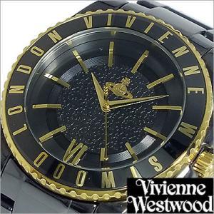 ヴィヴィアンウエストウッド/Vivienne Westwood/クオーツ/アナログ表示/セラミック/メンズ腕時計/VV048GDBK|timemachine