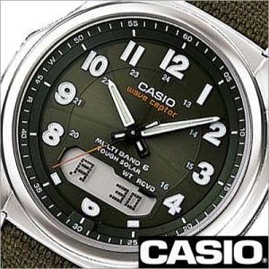 カシオ/CASIO/Wave Ceptor/ウェーブセプター/正規品/ソーラー電波時計/デジアナ表示/ストップウォッチ/マルチバンド6/メンズ腕時計/WVA-M630B-3AJF