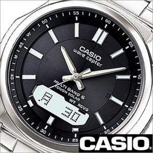カシオ/CASIO/Wave Ceptor/ウェーブセプター/正規品/ソーラー電波時計/デジアナ表示/ストップウォッチ/マルチバンド6/メンズ腕時計/WVA-M630D-1AJF