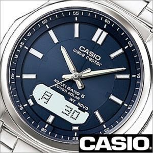 カシオ/CASIO/Wave Ceptor/ウェーブセプター/正規品/ソーラー電波時計/デジアナ表示/ストップウォッチ/マルチバンド6/メンズ腕時計/WVA-M630D-2AJF