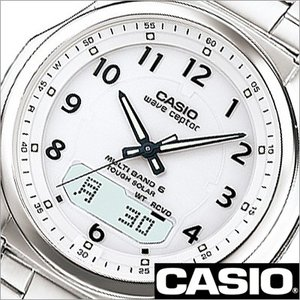 カシオ/CASIO/Wave Ceptor/ウェーブセプター/正規品/ソーラー電波時計/デジアナ表示/ストップウォッチ/マルチバンド6/メンズ腕時計/WVA-M630D-7AJF|timemachine