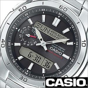 カシオ/CASIO/Wave Ceptor/ウェーブセプター/正規品/ソーラー電波時計/デジアナ表示/ストップウォッチ/マルチバンド6/メンズ腕時計/WVA-M650D-1AJF