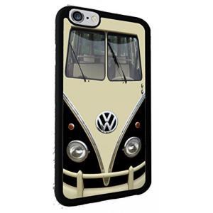 e866011adc VW Volkswagen Vintage Bus Black Version Funny iPho.