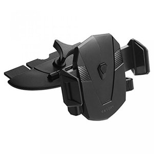 One-touch car phone mount conveniently locks your ...