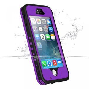 iPhone 5S SE Waterproof Case, waterproof protectio...