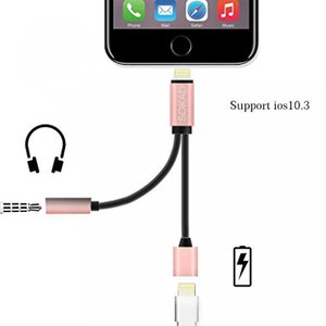Work with most cases: the lightning adapter is nar...