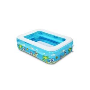 プールPANDA SUPERSTORE Inflatable Swim Pool for Toddle Outdoor Pool